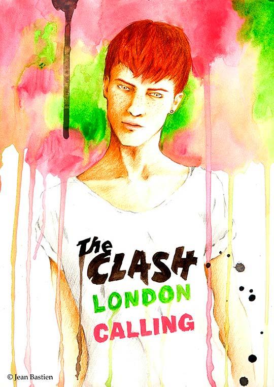 London calling de JEAN BASTIEN