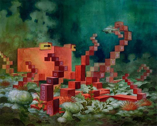 Ilustración de LAURA BIFANO