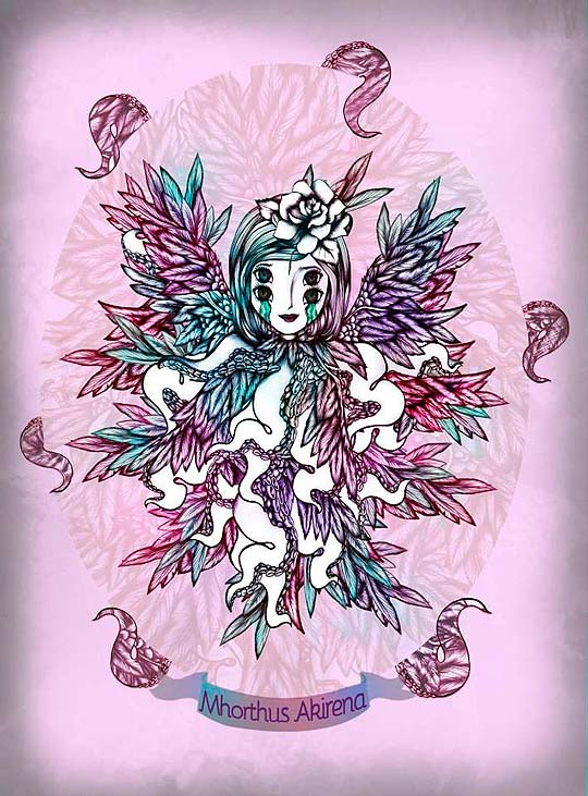 Ilustración de ANA ERIKA MARTÍNEZ DEZHA