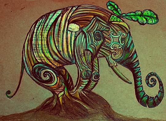 Ilustración de BEATRIZ AGUAYO VARGAS