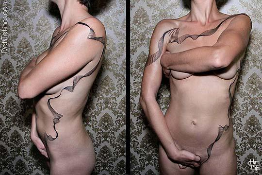 Tatuaje de CHAIM MACHLEV