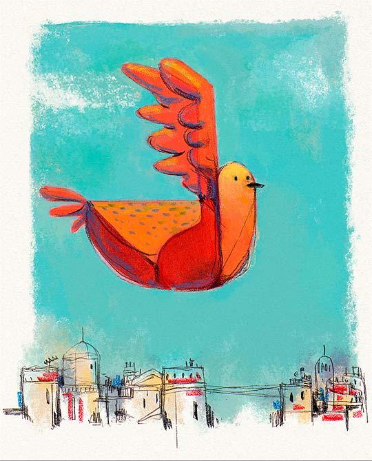 Pájaro de DIEGO MOSCATO
