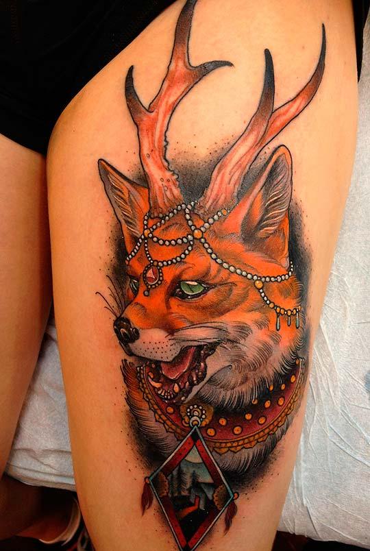 Tatuaje de GREG WHITEHEAD