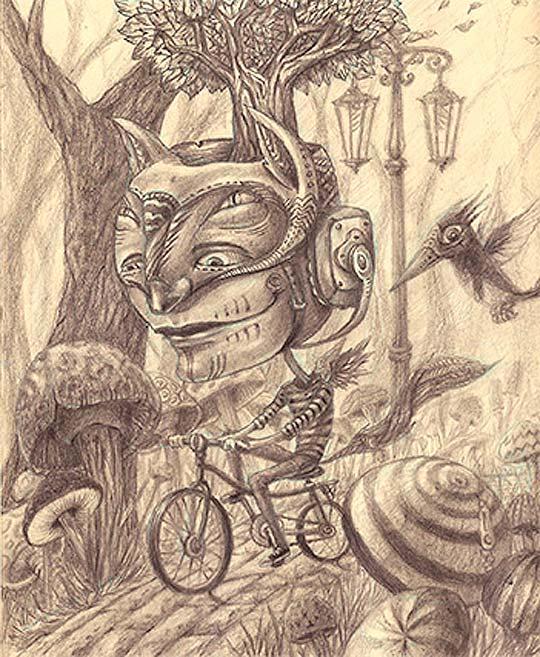 Ilustración de JULIÁN ZULUAGA LASERNA
