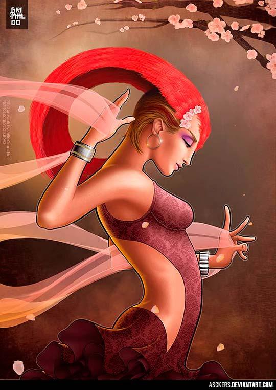 Ilustración de JULIO GRIMALDO