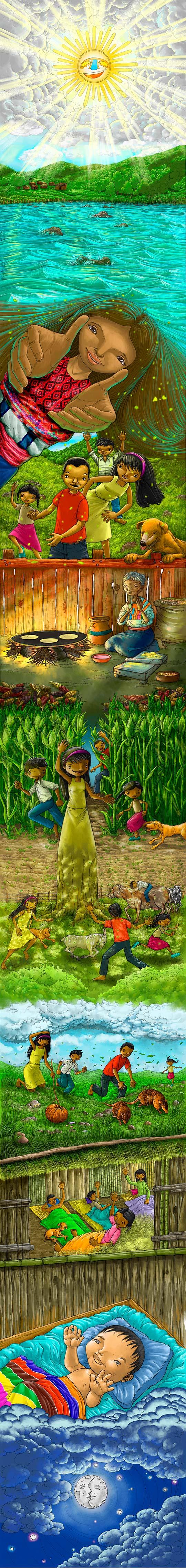 Ilustración de OCTAVIO JIMÉNEZ aka Moztadio