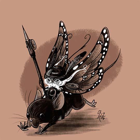 Ilustración de ROGER HOYOS