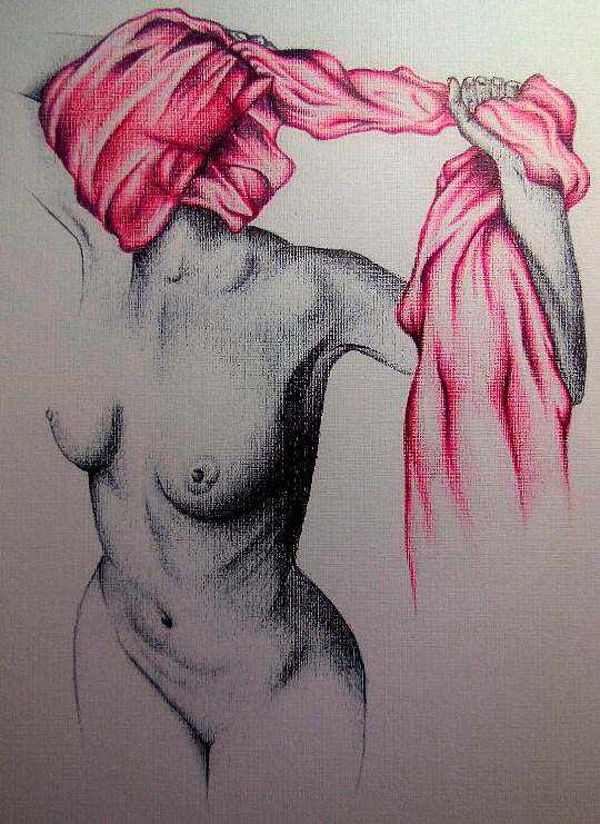 Dibujo de ANABEL GIRALDO BELL