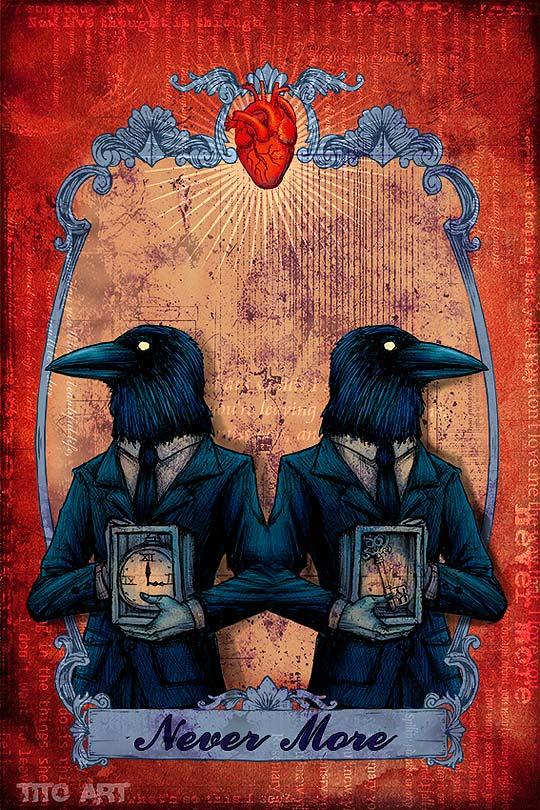 Ilustración de CÉSAR ARTAZA aka Tito Artz
