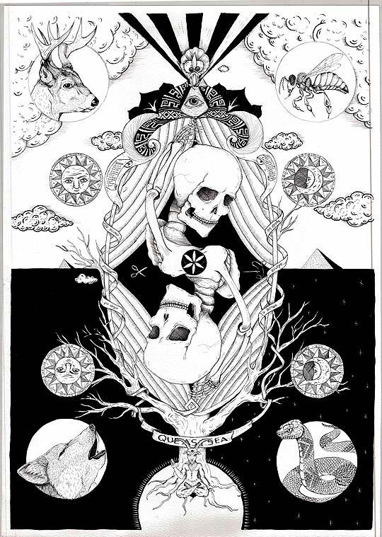 Ilustración de CYNTHIA LÓPEZ