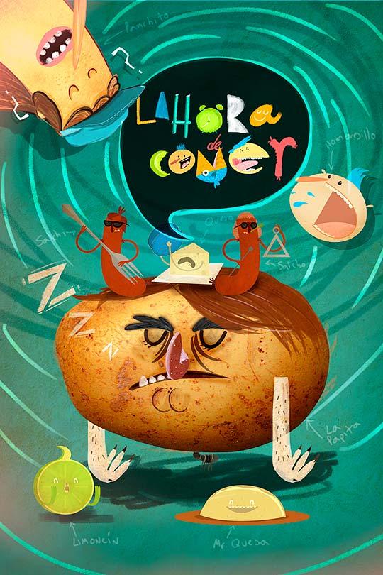 Ilustración de EDUARDO LAGUNA SÁNCHEZ