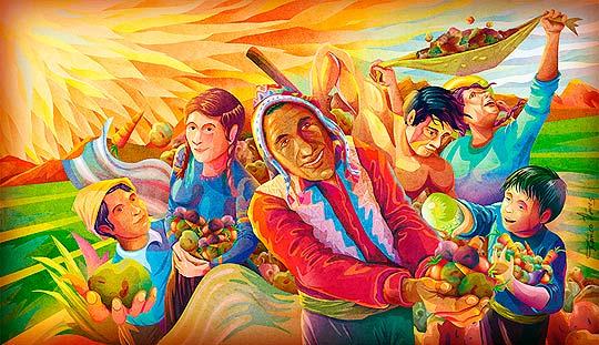 Ilustración de FRANCO ALEXIS TORRES