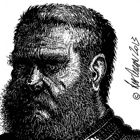 Ilustración de HUGO LEONARDO CEREGA aka Leo Cerega