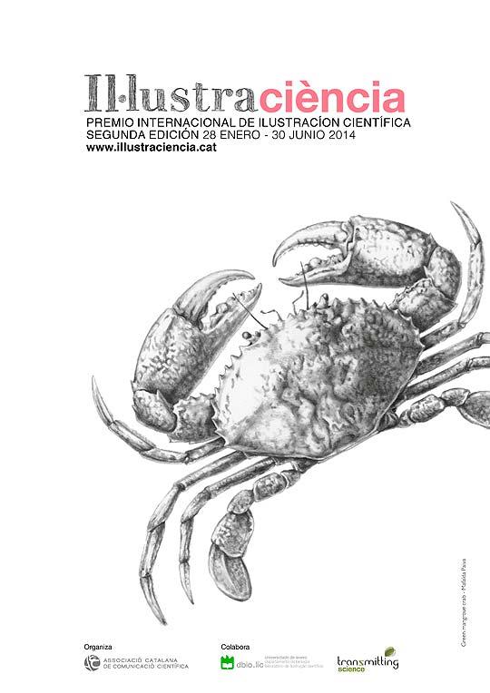 Premio Internacional de Ilustración Cientifica II·lustraciència.