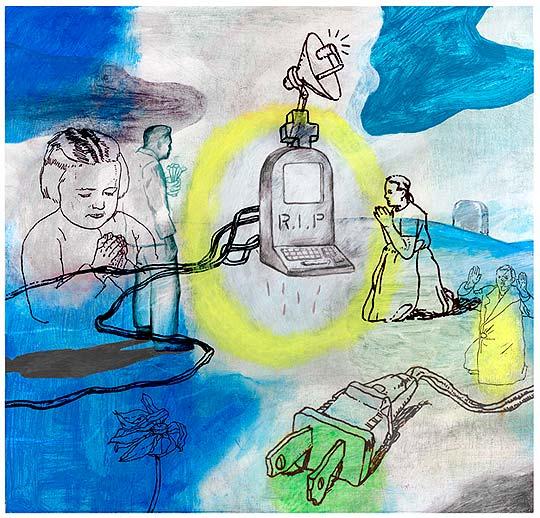 Ilustración de JEFFREY DECOSTER