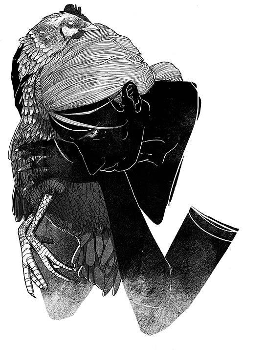 Ilustración de JORGE ROA