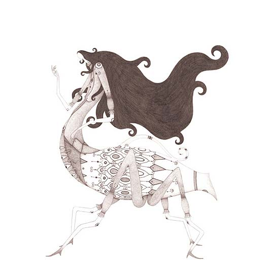 Ilustración de JUAN CARLOS HOYOS