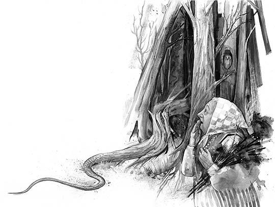 Ilustración de RIMANTAS JUŠKAITIS