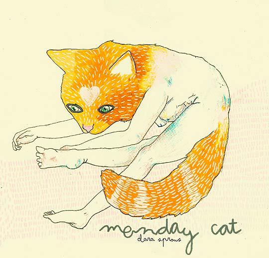Ilustración de CLARA S.PROUS