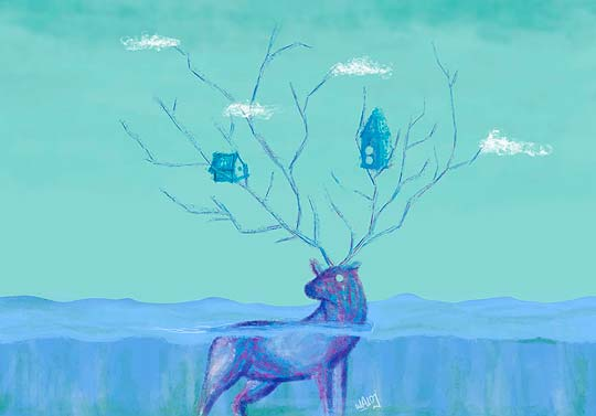 Ilustración de Walo Jimenez