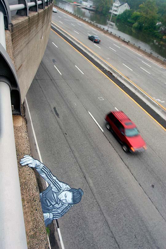 Arte urbano de JOE IURATO