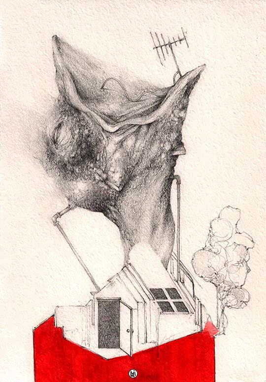 Ilustración de LUIS NESSI
