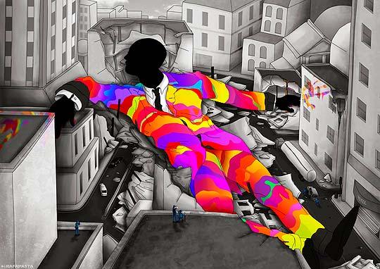Ilustración de RAFAEL CASTILLO