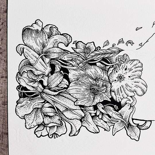 Ilustración de CARLOS HERNANDEZ aka Zionele