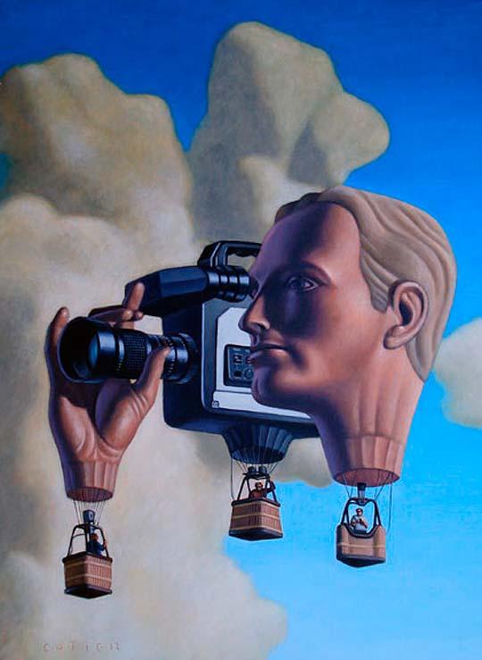 Ilustración de DAVID CUTTER
