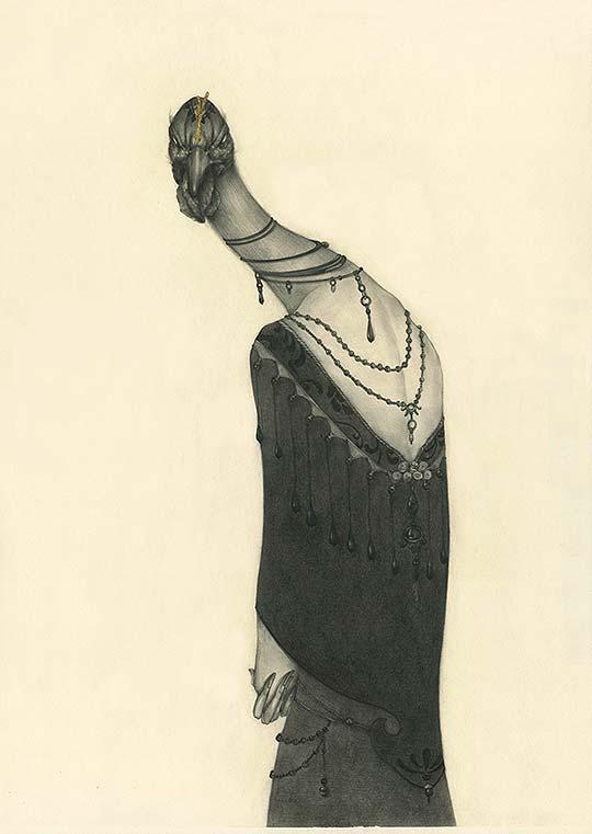 Dibujo de LU KE