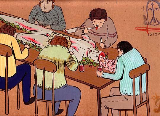 Ilustración de MATEO RIVANO