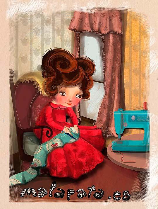 Ilustración de TAMARA DURAN SALGUERO