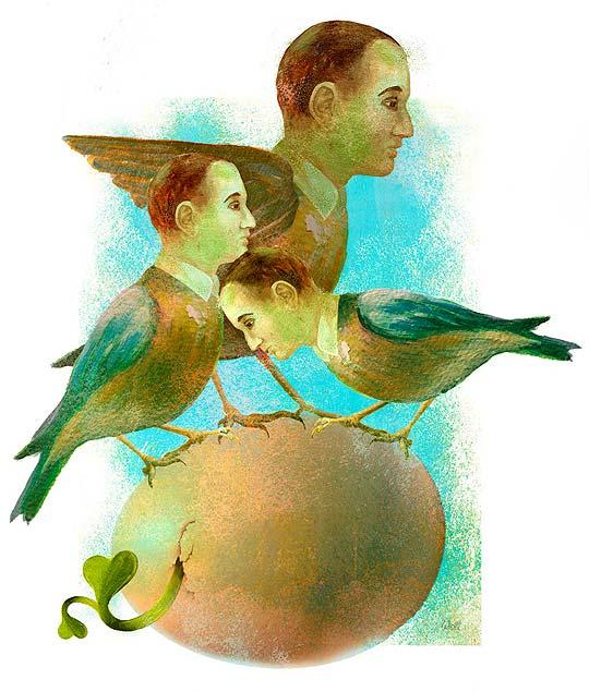 Ilustración de ALICE WELLINGER