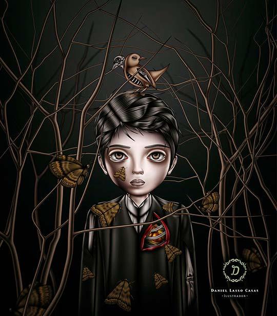 Ilustración de DANIEL LASSO CASAS