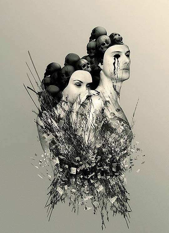Arte digital de ENZZO BARRENA