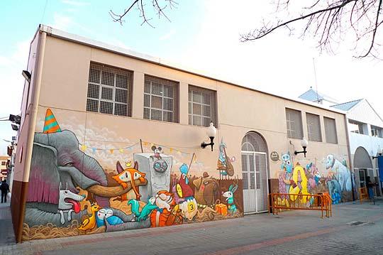 http://Arte urbano de Antonio Segura Donat aka Dulk