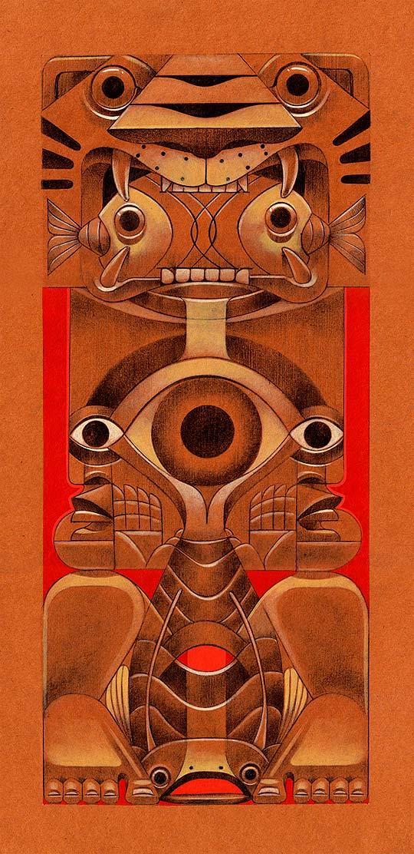 Ilustración JORGE LEWIS MORALES