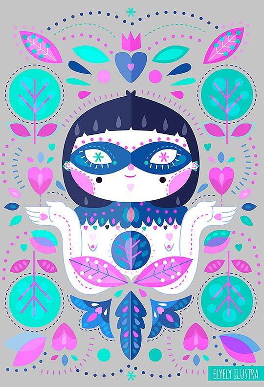 Ilustración de MELISSA SANCHEZ ZÚÑIGA