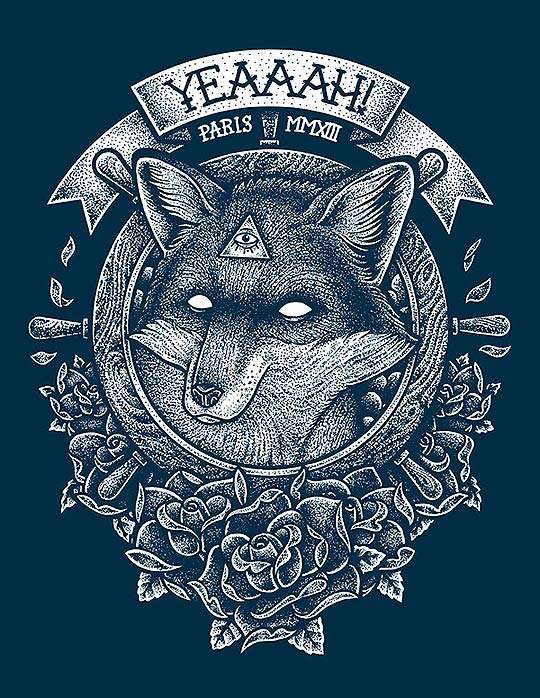 Ilustración de YEAAAH! STUDIO