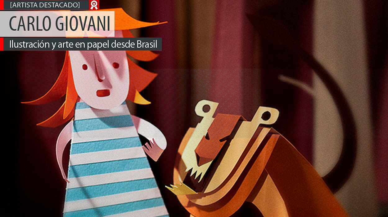 http://www.colectivobicicleta.com/2014/08/Paper-art-de-CARLO-GIOVANI.html
