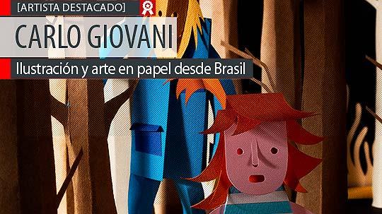 Paper art de CARLO GIOVANI