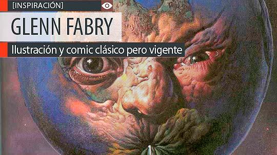 Comic de GLENN FABRY