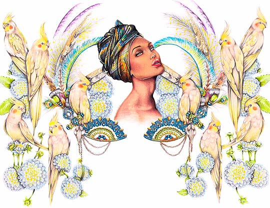 Ilustración de MARFA FERNANDEZ
