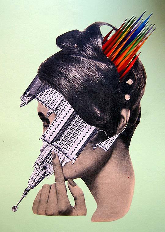 Collage de IGNACIO RIVAS