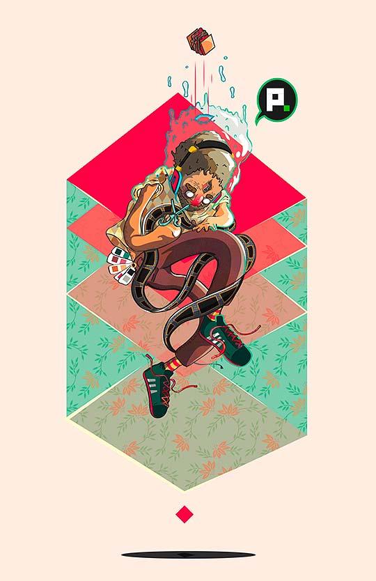 Ilustración de FELO DE LA ROSA