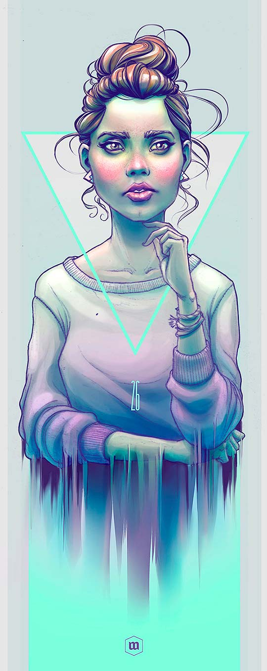 Ilustración de MIGUEL MEMBREÑO
