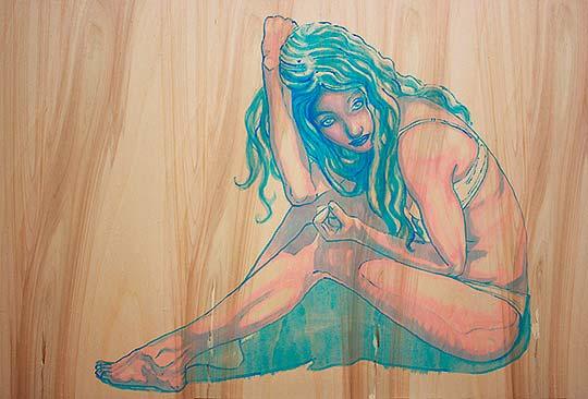 Ilustración de BLANCA DE LA TORRE