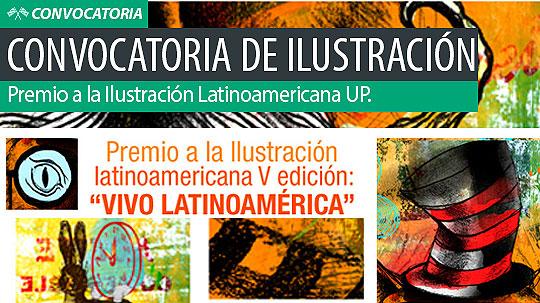 Premio a la Ilustración Panamericana. VIVO LATINOAMERICA.