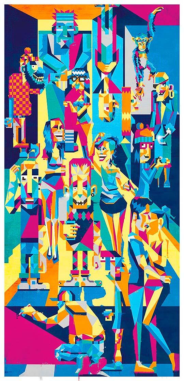 Ilustración de LEANDRO BUSTAMANTE REINA