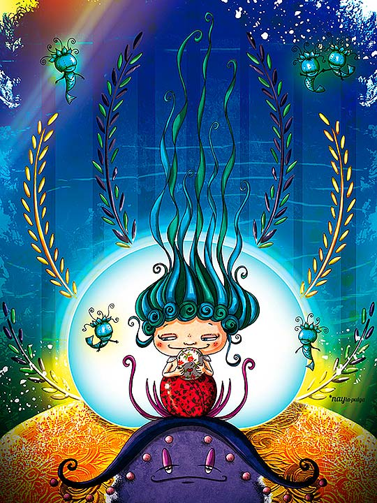 Ilustración de NAIDA JAZMIN OCHOA